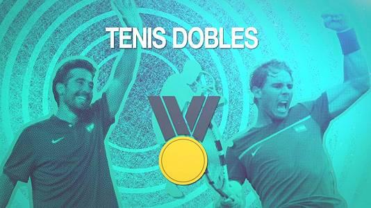 El Despertador: Nadal y Marc López, oro en tenis dobles y Lidia Valentín, bronce en halterofilia