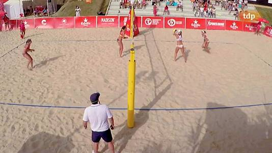 Madison Beach Volley Tour 2016. Prueba Fuengirola