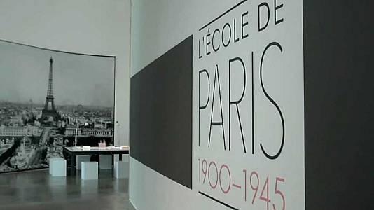 Panoramas de la ciudad. La escuela de París 1900-1945
