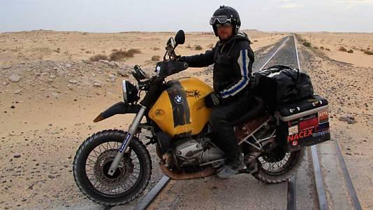 Destino Dakar: De Sevilla a Tetuán