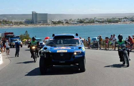 Resumen segunda etapa Dakar