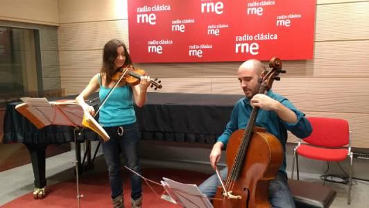 Lina Tur y Guillermo Turina