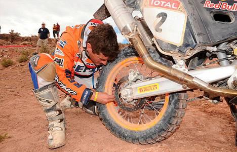 Resumen de la 3ª etapa del Dakar