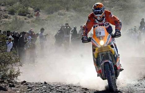 Resumen 5ª Jornada Dakar