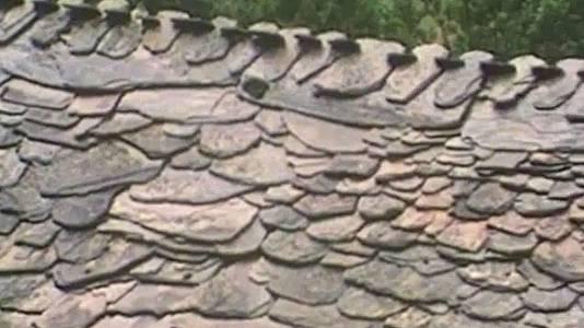 Arquitectura popular en Galicia - Los materiales (II)