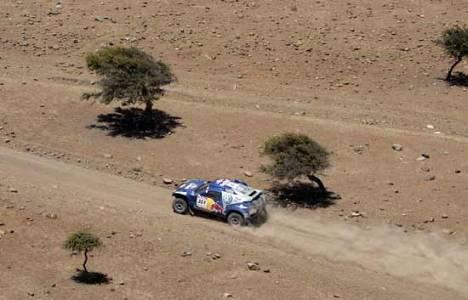 Resumen octava etapa Dakar