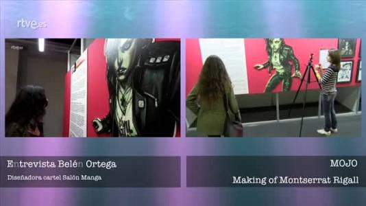Cómo se hizo -  Entrevista a Belén Ortega