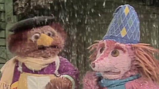 Está nevando, Espinete