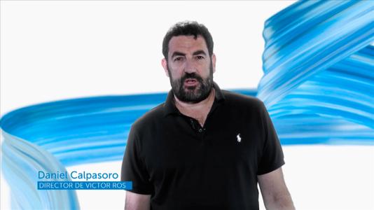 Daniel Calpasoro felicita a TVE