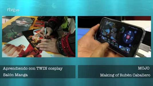 Cómo se hizo - Aprendiendo con TWIN Cosplay