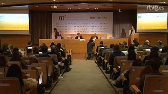 Presentación de la cátedra RTVE-UAB para la OI2