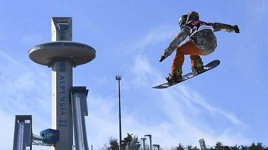 Copa del Mundo. Finales Big Air. Alpensia (Corea)