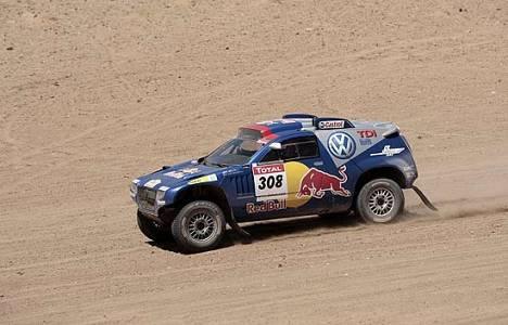 Resumen décima etapa Dakar