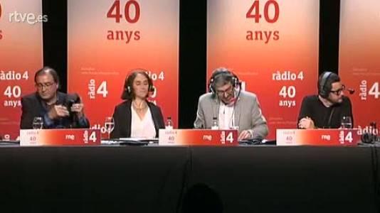 40 anys de Ràdio 4 - Entrevista Diego López, Josep M. Rubí i Josep Capel