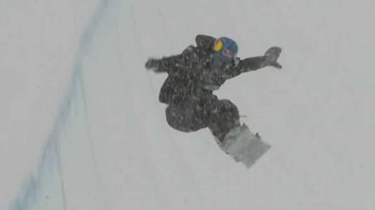 Snowboard Halfpipe - Copa del Mundo Finales