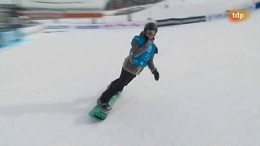 Snowboard - Copa del Mundo Finales Big Air