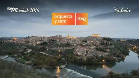 Felicitación navideña de la Orquesta y Coro RTVE