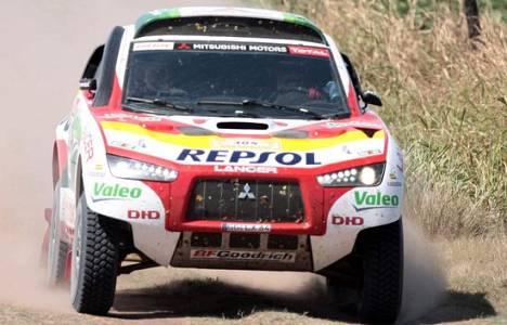 Resumen de la 13ª jornada del Dakar