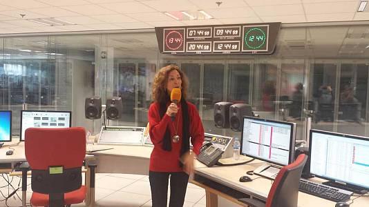 80 años de RNE: la radio por dentro con Yolanda Flores