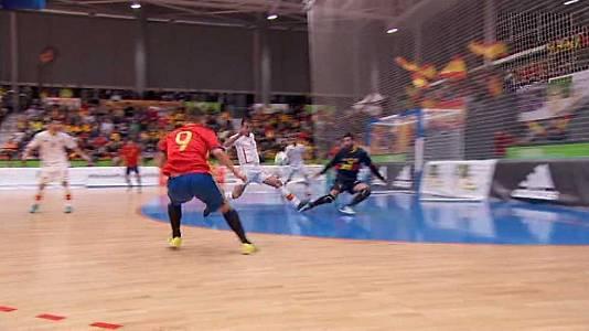 Amistoso Selección Española: España - Montenegro