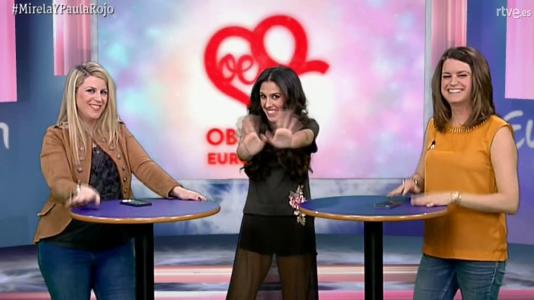 'Spain Calling' con Mirela y Paula Rojo