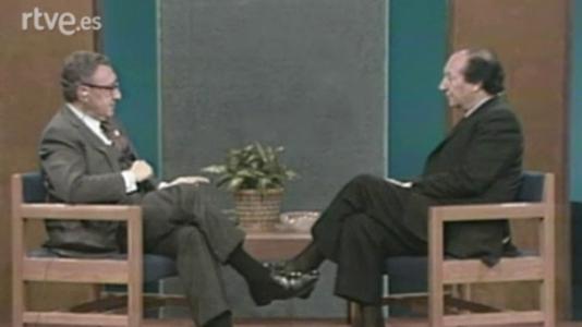 Sin fronteras - Entrevista a Henry Kissinger