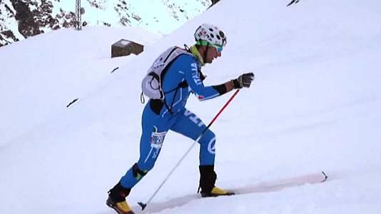 Esquí de montaña Copa del Mundo Fontblanca