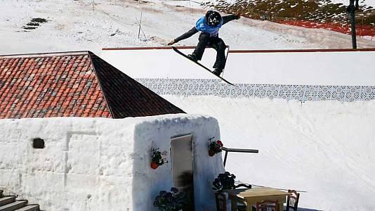 Snowboard Slopestyle. Clasificatorias Masculinas