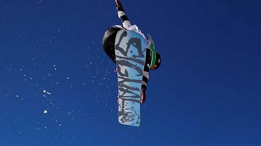 Snowboard Slopestyle. Clasificatorias Femeninas
