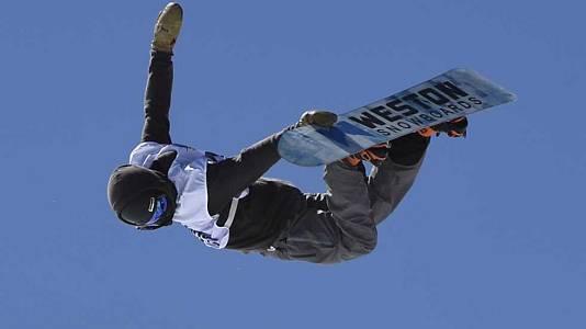 Snowboard Cross. Clasificatorias Femeninas