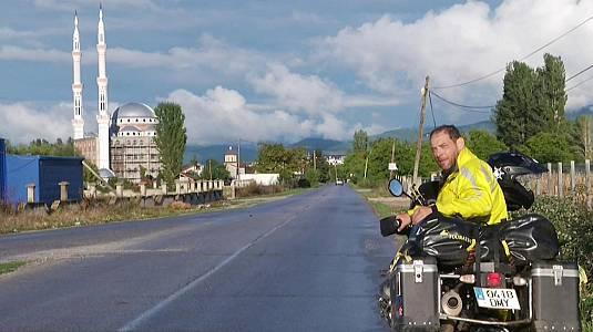 Operación Ararat: Viaje desde Albania a Macedonia (sin fruta