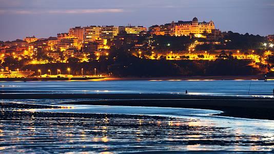 Santander, ciudad en la bahía