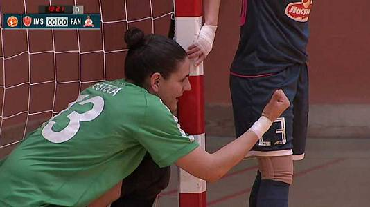 Torneo europeo fem.:Inter Media Service-Futsi A.Navalcarnero