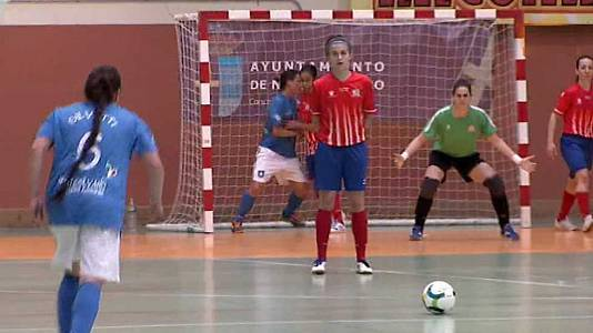 Torneo europeo fem.: ASDC Montesilvano-Futsi At.Navalcarnero