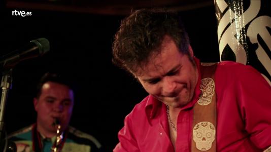 El Twanguero & LIPA Band , 'Cherry Pink & El Cumbanchero'