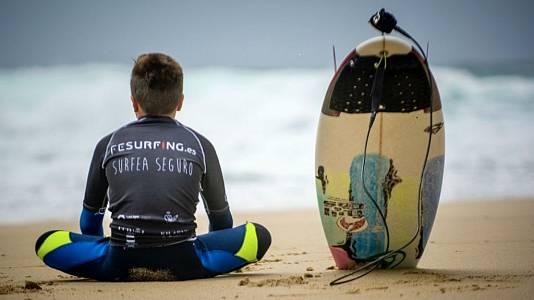 Campeonato de España Junior de Surf 2017. Playa de Doniños (Ferrol)