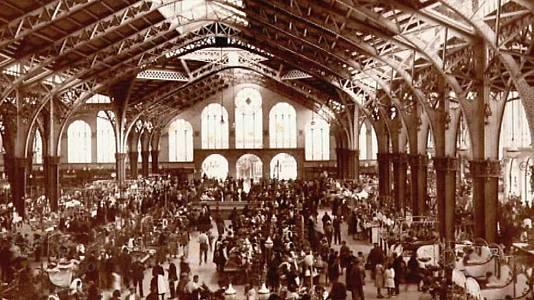 Centenario del Mercado Central