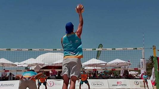Madison Beach Volley Tour 2017. Prueba Ayamonte