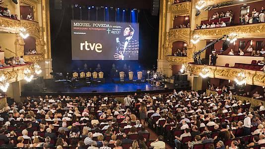 Gala Miguel Poveda & Amigos - 'Música para la investigación'