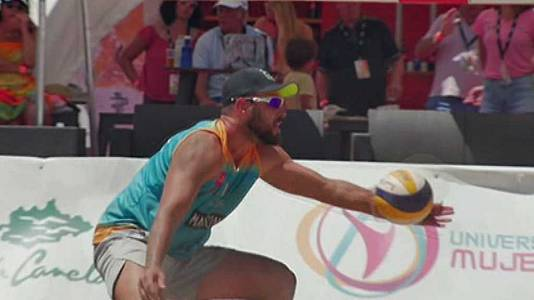 Madison Beach Volley Tour 2017. Prueba Laredo
