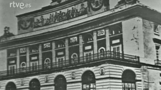 Ayer del Teatro Real (Parte 1 de 2)
