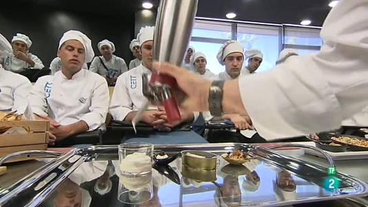 El CETT és una escola d'hoteleria, gastronomia i turisme