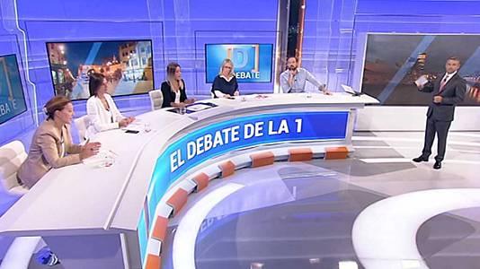 El debate de La 1 - 13/09/17