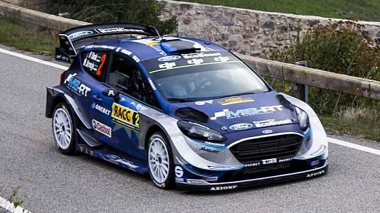 Camp. Mundo. Rally de RACC Cataluña-Rally de España
