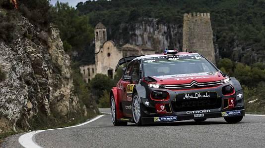 Camp. Mundo. Rally de RACC Cataluña-Rally de España (1)