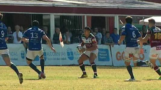 Liga División de Honor, 4ª: Alcobendas Rugby - VRAC Valladol