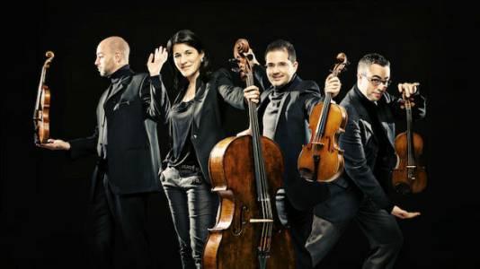 Cuarteto Quiroga (Halffter, Ginastera, Schubert)