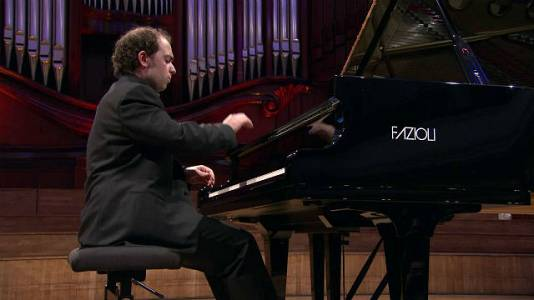 Francois Dumont (Bach, Debussy, Chopin)