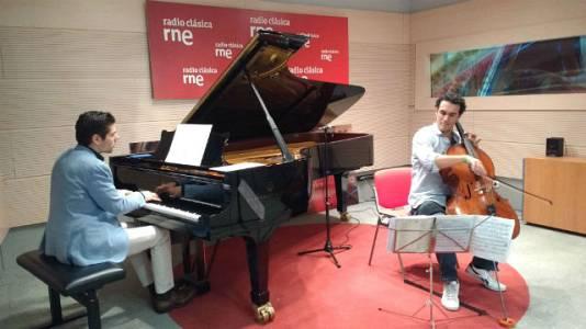 Adolfo Gutiérrez Arenas y Bruno Vlahek (Bloch y Fauré)