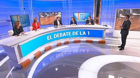 El debate de La 1 - 25/10/17